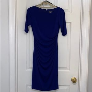 Vice Camuto Dress Purple, sz 4